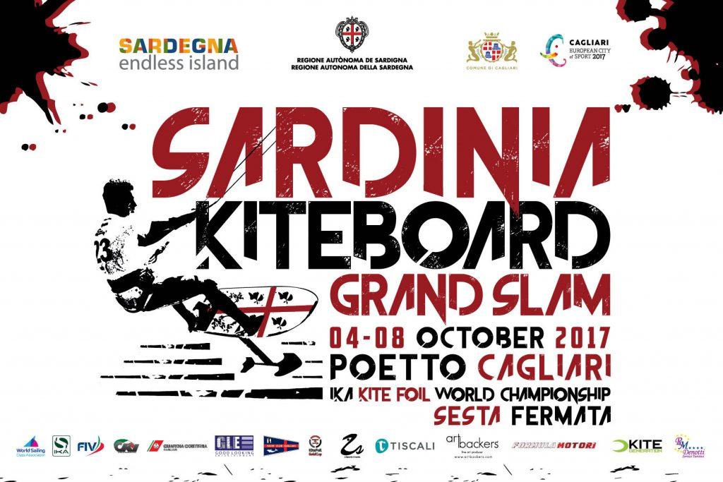 Sardinia Grand Slam - Al Poetto di Cagliari dal 4 all'8 ottobre 2017