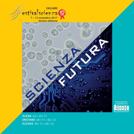 X Edizione del Cagliari FestivalScienza
