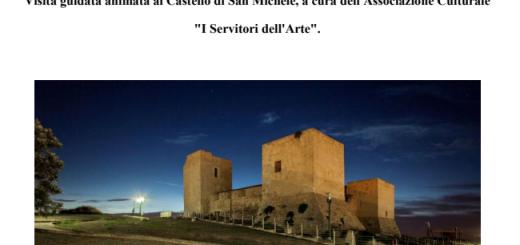 A spasso con i fantasmi di Cagliari - Sabato 25 novembre presso il Castello di San Michele
