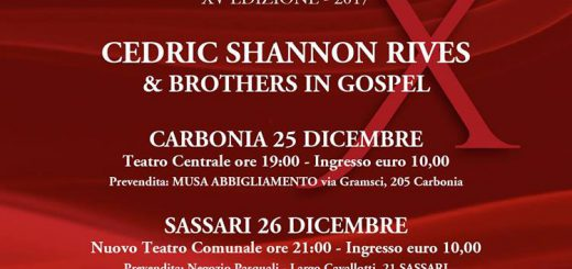 XV edizione Gospel Explosion - Dal 25 al 29 dicembre 2017