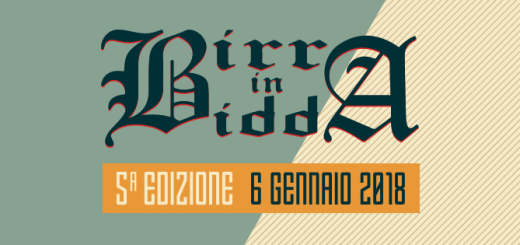 5^ edizione di Birra in Bidda - A Seneghe il 6 gennaio 2018