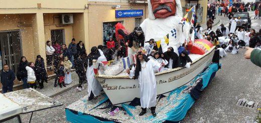 Carnevale ad Arzachena tra novità e tradizione - Dall'8 al 16 febbraio 2018
