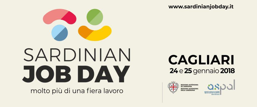Sardinian Job Day 2018 - A Cagliari il 24 e 25 gennaio