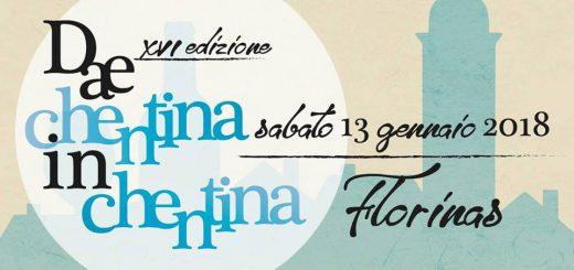 Dae Cantina in Cantina a Florinas - Sabato 13 gennaio 2018