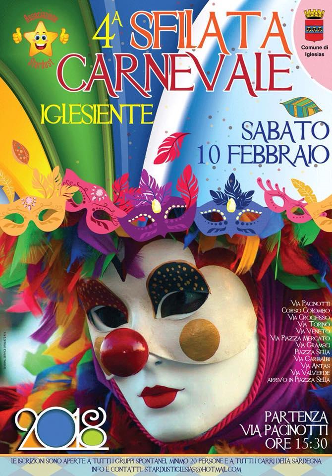 Carnevale Iglesiente