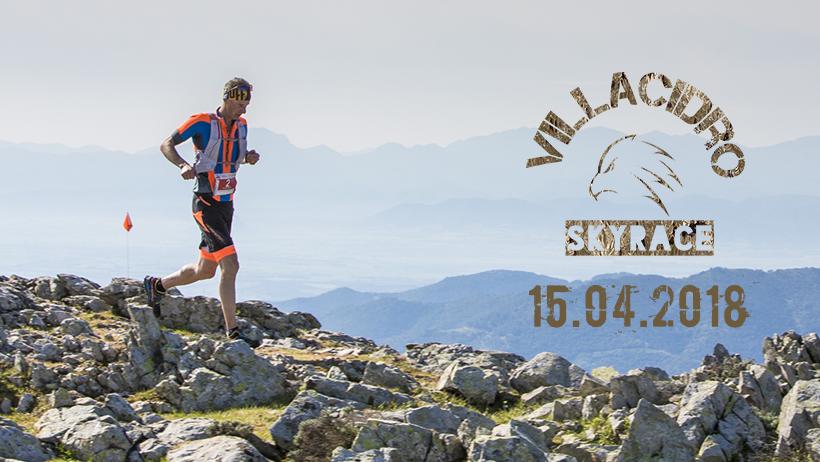 Villacidro Skyrace 2018 - Domenica 15 aprile 2018