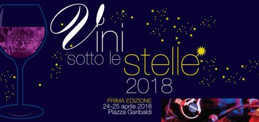1^ edizione Vini Sotto Le Stelle a Cagliari - 24 e 25 aprile 2018