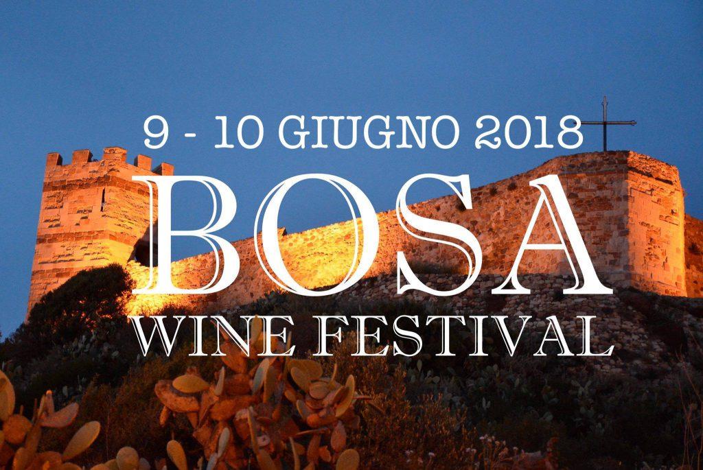 5^ edizione Bosa Wine Festival - Sabato 9 e domenica 10 giugno 2018