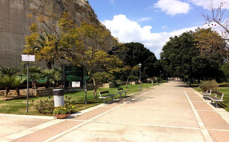 Cagliari: un nuovo impianto di arrampicata sportiva nei Giardini Pubblici