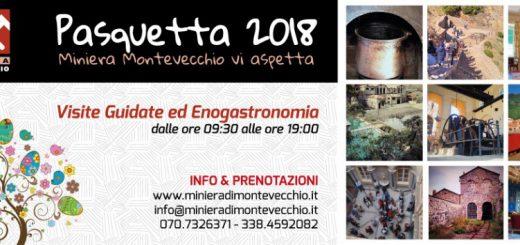 Pasquetta 2018 alla Miniera di Montevecchio