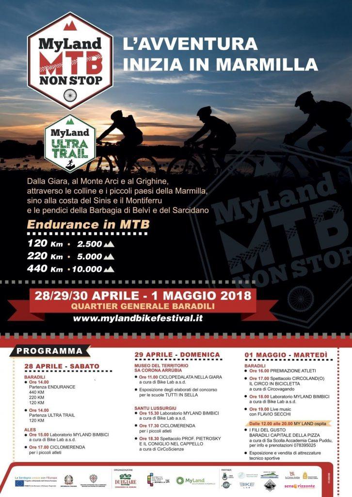 Programma eventi del bike festival