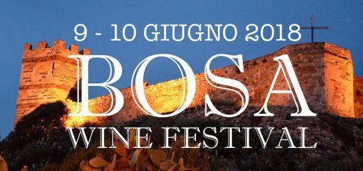 5^ edizione Bosa Wine Festival - 9 e 10 giugno 2018