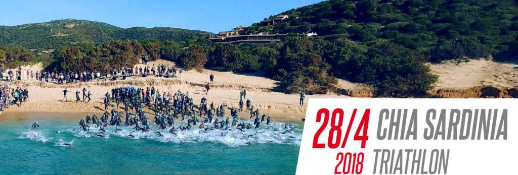 Chia Sardinia Triathlon