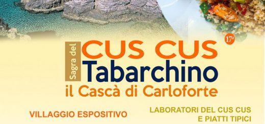 17^ Sagra del Cus Cus Tabarchino: il Cascà di #Carloforte - 28 e 29 aprile 2018