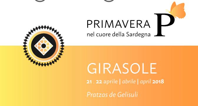 Primavera nel Cuore della Sardegna 2018 - A Girasole il 21 e 22 aprile