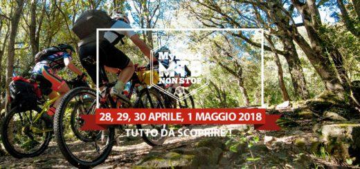 Alla scoperta della Sardegna con MyLand MTB NON STOP - Dal 28 aprile al 1 maggio 2018