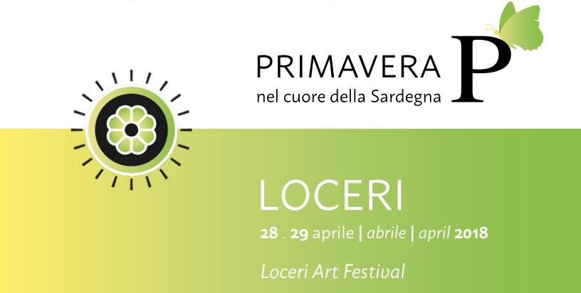 Primavera nel Cuore della Sardegna a Loceri