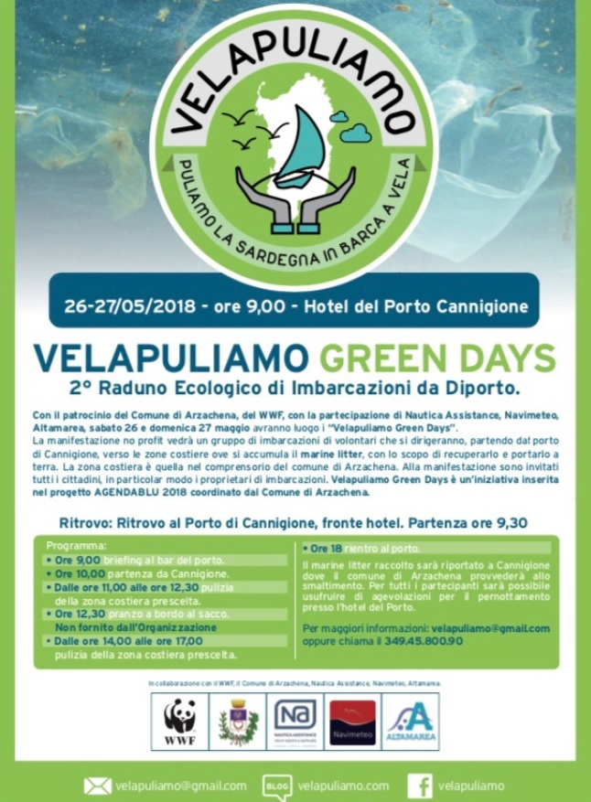 Velapuliamo Green Days