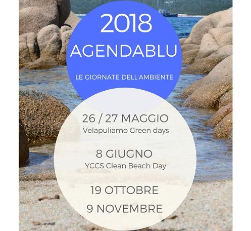 Agendablu 2018: il Comune di Arzachena lancia un progetto per la difesa dell'ambiente