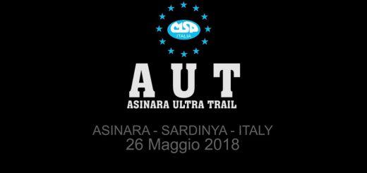 Terza edizione Asinara Ultra Trail - Sabato 26 maggio 2018