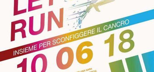 1^ edizione della Let's Run - A Cagliari il 10 giugno 2018