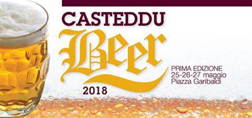 1^ edizione Casteddu Beer - A Cagliari dal 25 al 27 maggio 2018