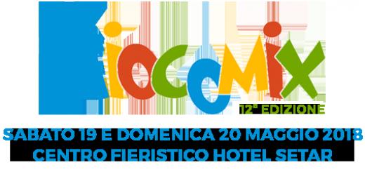 Giocomix 2018: Festival del gioco e del fumetto - Sabato 19 e domenica 20 maggio