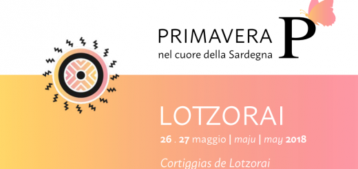 Primavera nel Cuore della Sardegna a Lotzorai - 26 e 27 maggio 2018
