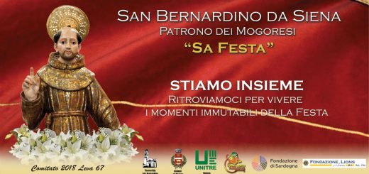 Festa di San Bernardino a Mogoro