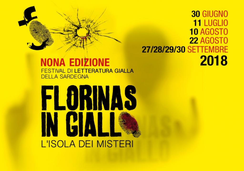 Florinas in giallo. L'isola dei misteri - Dal 30 giugno al 30 settembre 2018