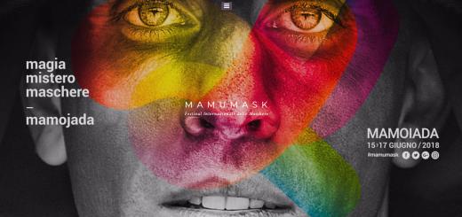 1^ edizione di MaMuMask - Dal 15 al 17 giugno 2018 a Mamoiada