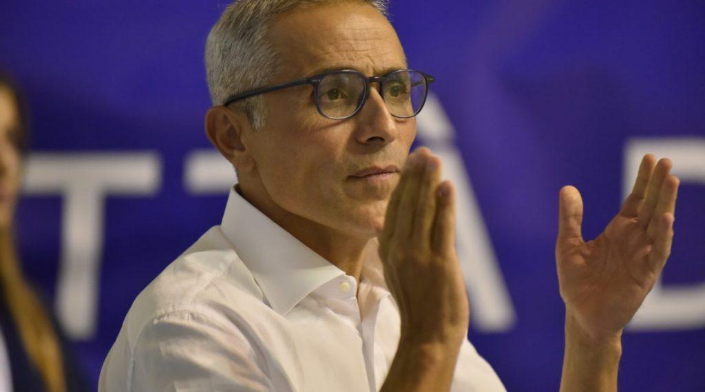 Giovanni Zucca, presidente della Cagliari Dinamo Academy