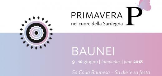 Primavera nel Cuore della Sardegna a Baunei - 9 e 10 giugno 2018