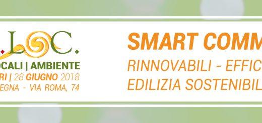 Ener.Loc2018 - A Sassari il 28 giugno