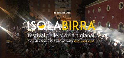 Settima edizione di Isolabirra - A Cagliari dal 15 al 17 giugno 2018