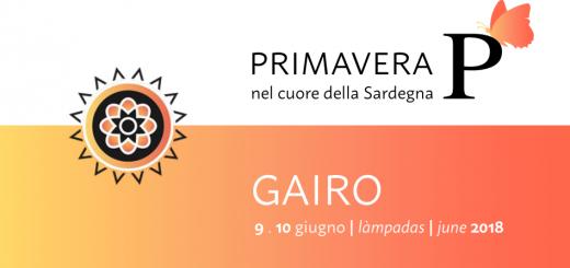 Primavera nel Cuore della Sardegna a Gairo - 9 e 10 giugno 2018