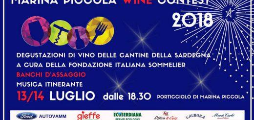 Marina Piccola Wine Contest 2018