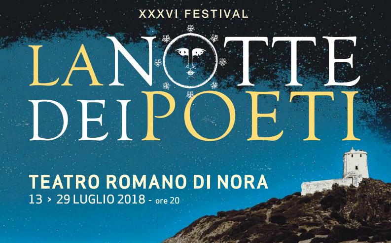 XXXVI edizione di La Notte dei Poeti