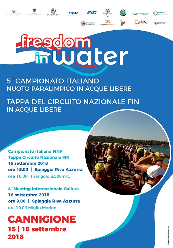 5^ edizione Freedom in water
