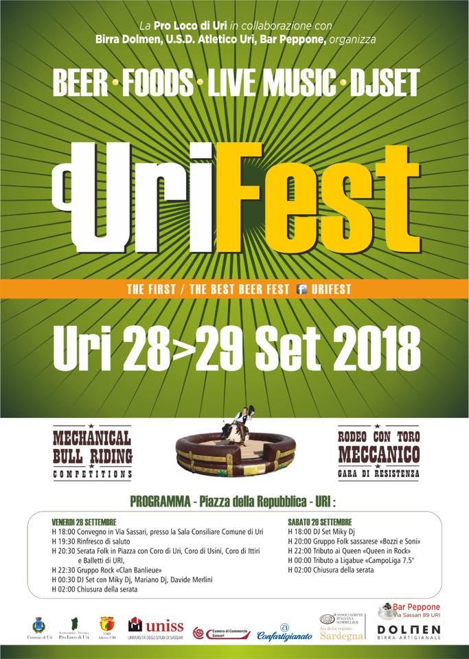 UriFest 2018: Festa della Birra