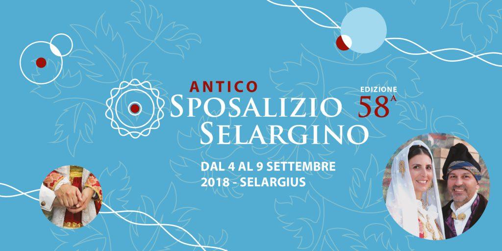 Antico Sposalizio Selargino 2018 - A Selargius dal 4 al 9 settembre