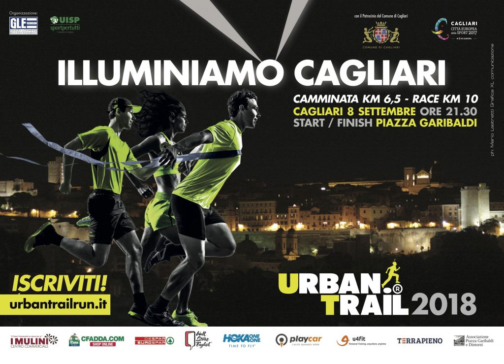 Cagliari Urban Trail 2018