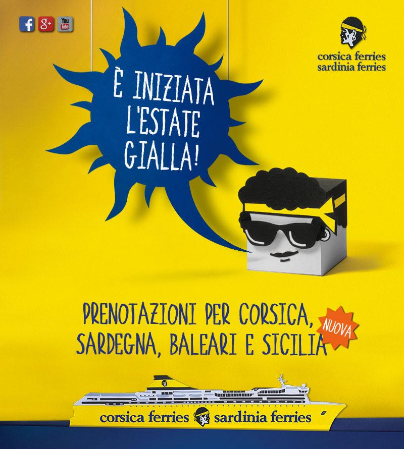Le prenotazioni per l'estate 2019 sono aperte con Sardinia Ferries!