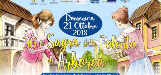 Sagra della Polenta 2018 - Domenica 21 ottobre ad Arborea