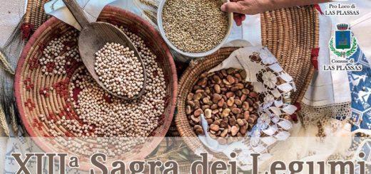 XIII Sagra dei Legumi a Las Plassas - Domenica 14 ottobre 2018