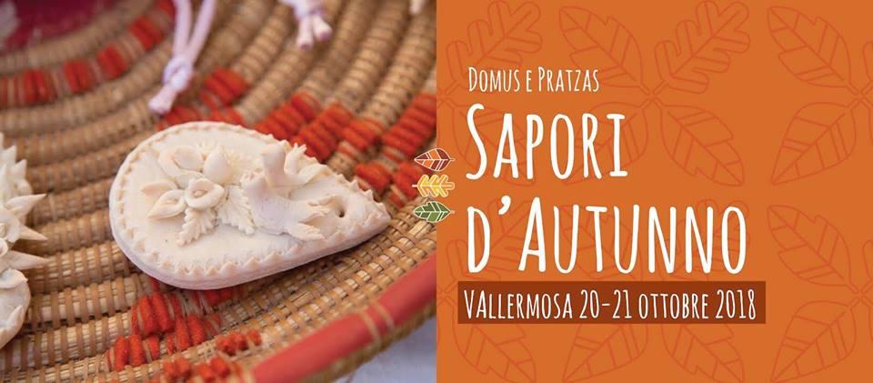"""4ª edizione di Sapori d'Autunno """"Domus e Pratzas"""" - A Vallermosa"""