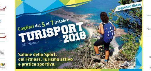 Turisport 2018 a Cagliari - Dal 5 al 7 ottobre