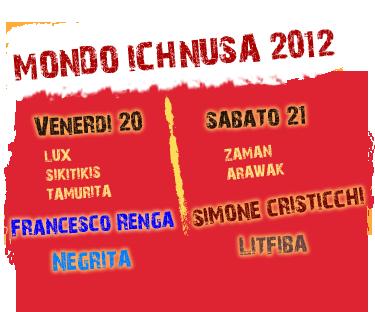 Calendario Mondo Ichnusa 2012