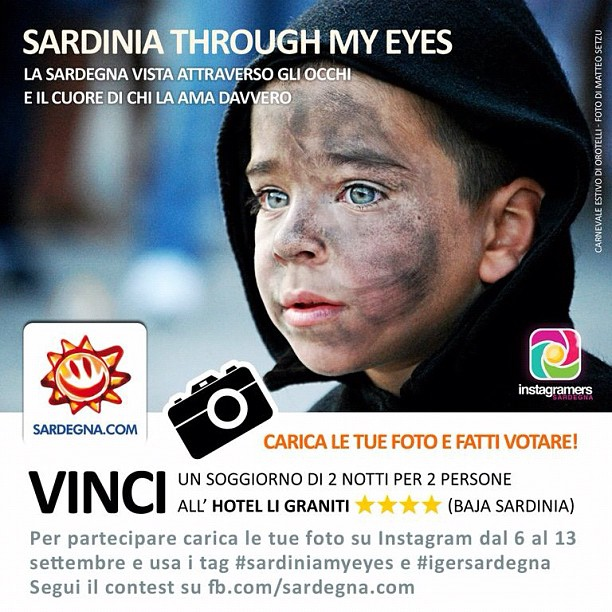 """Sardinia through my eyes"" - La Sardegna vista attraverso i vostri occhi"