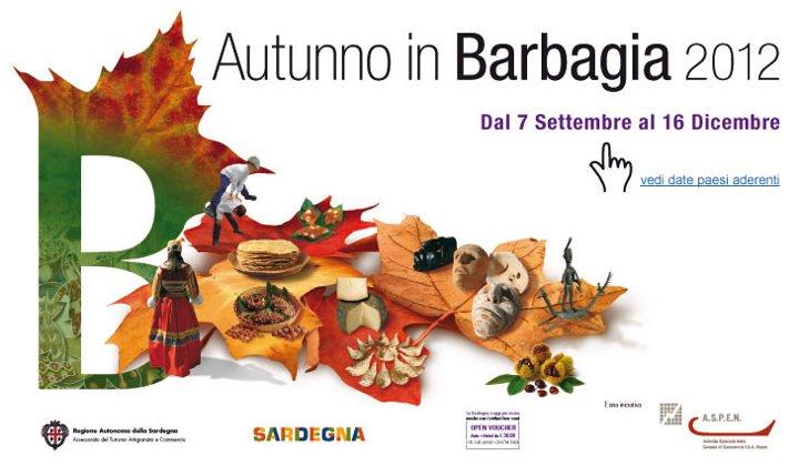 Autunno in Barbagia 2012 - Sardegna